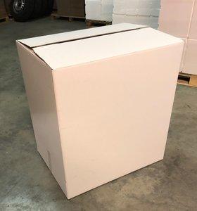 VDH 8 Polystyrenen droogijs verpakking pallet doos 125 liter